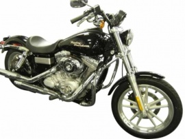Paramotore per Harley Dyna Streetbob, Superglide